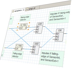 Student Free IEC 61131-3 PLC Programming | GEB Automation